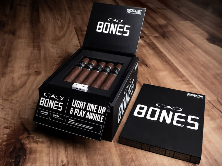 CAO LAUNCHES NEW COLLECTION: BONES Featured Image