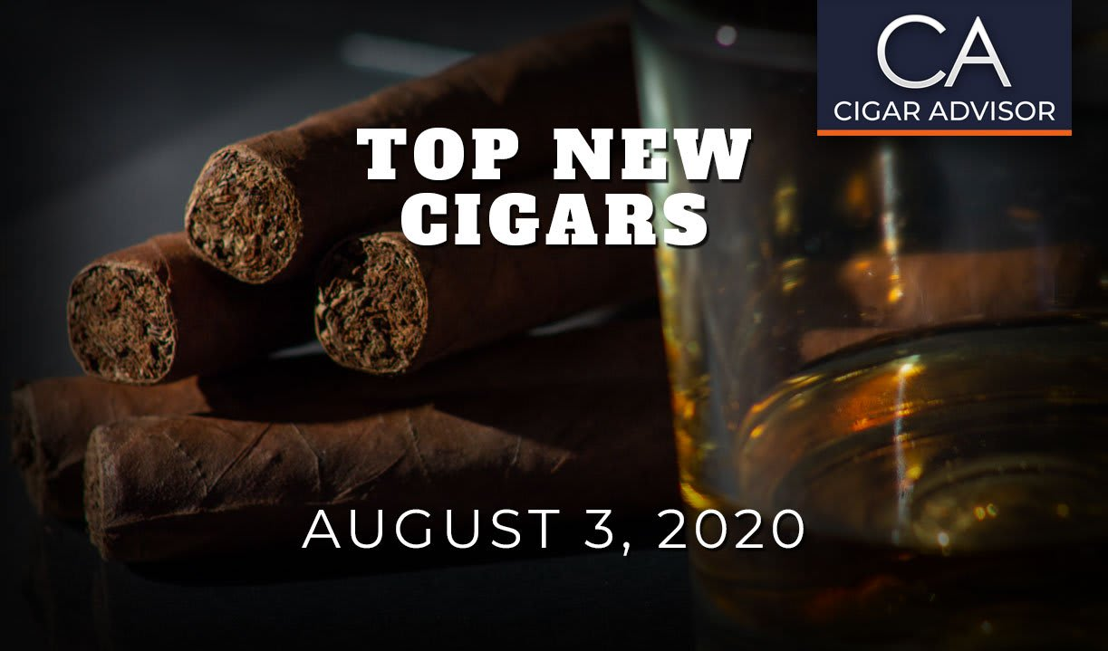 CA Report: Top New Cigars (Aug 3 2020) Featured Image