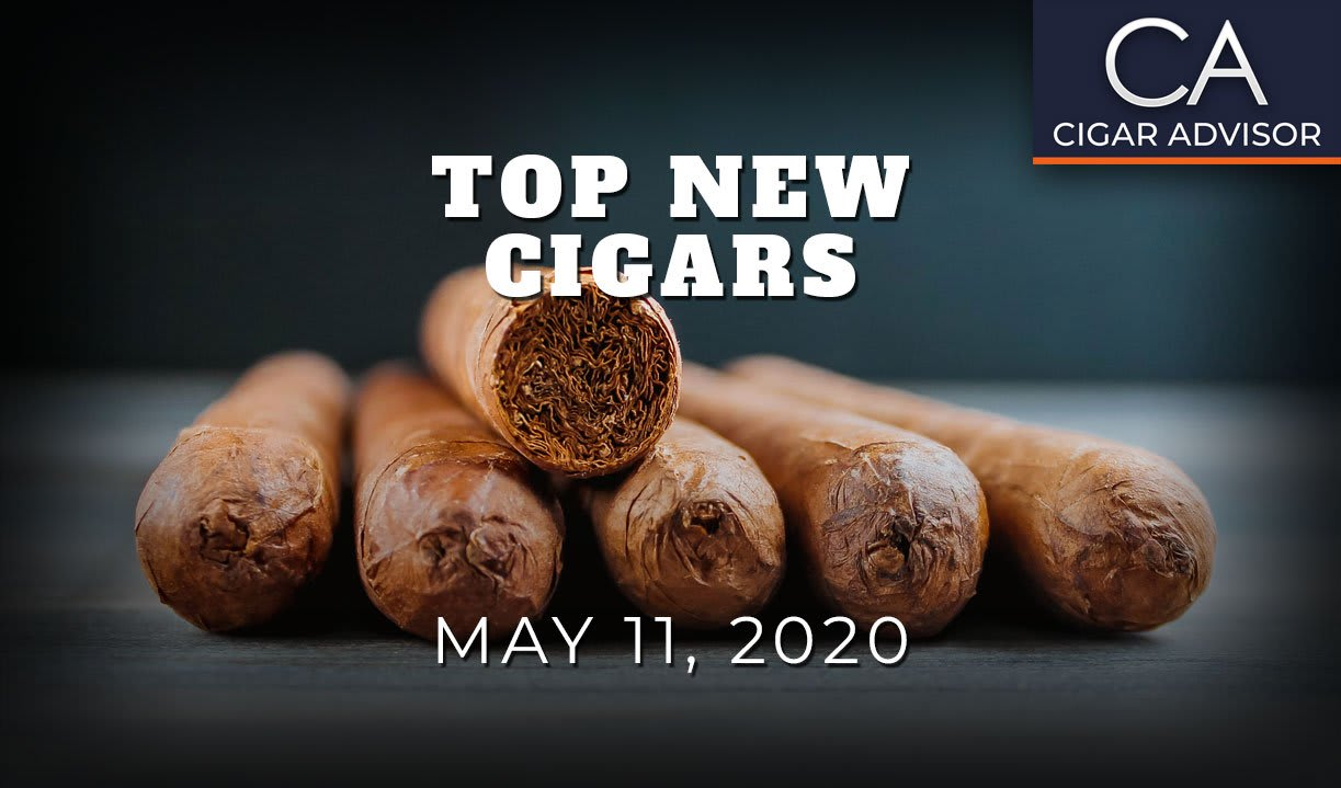 CA Report: Top New Cigars (May 11 2020) Featured Image