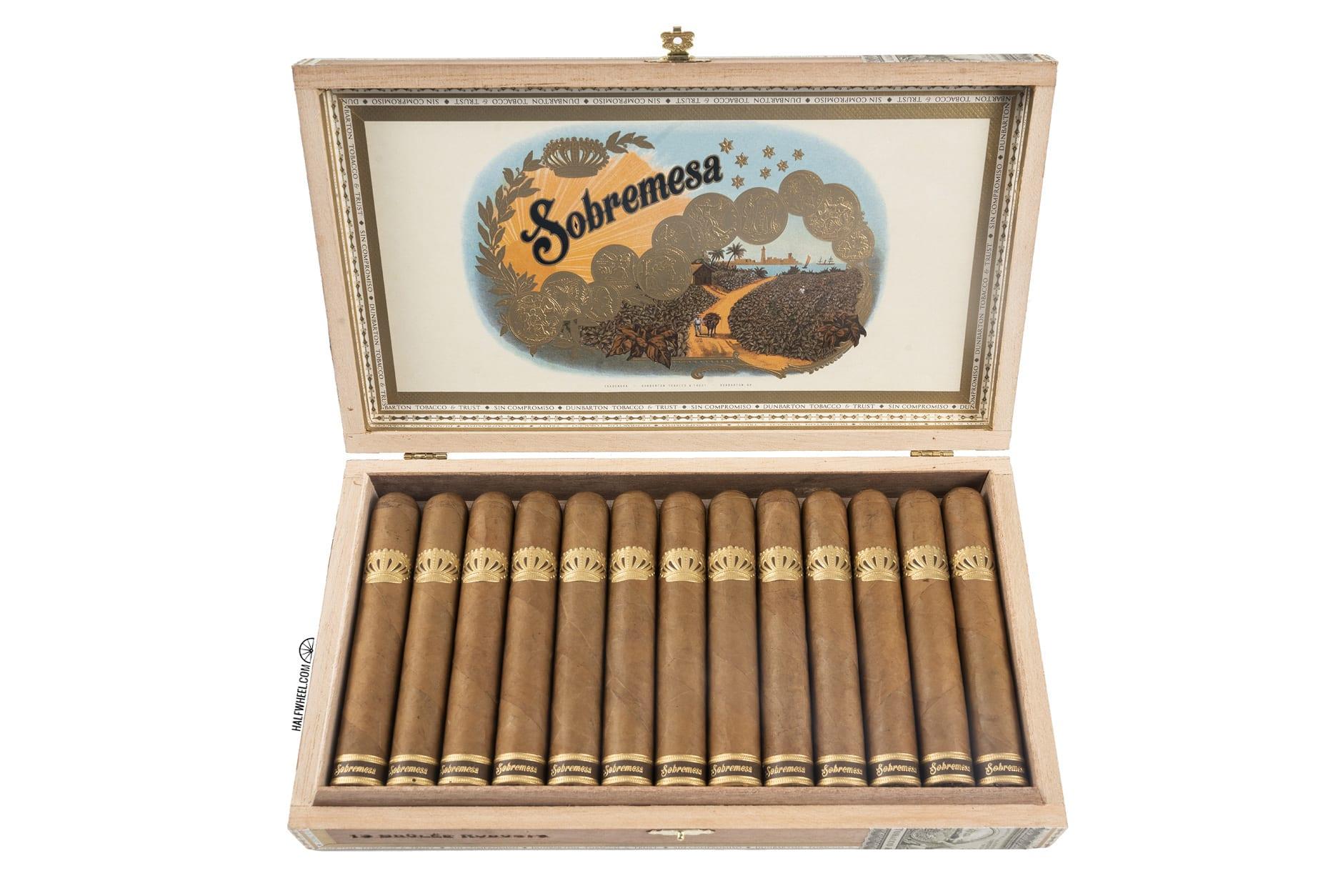 Dunbarton Tobacco & Trust Releasing Sweet-Tipped Sobremesa Brûlée Featured Image