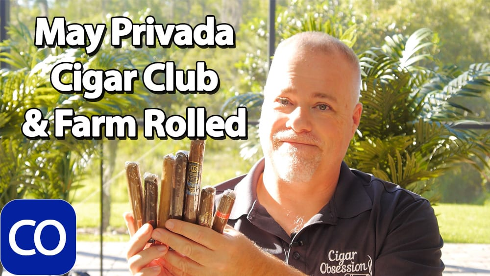 Privada Cigar Club Cigar Of The Month Club May Unboxing Featured Image