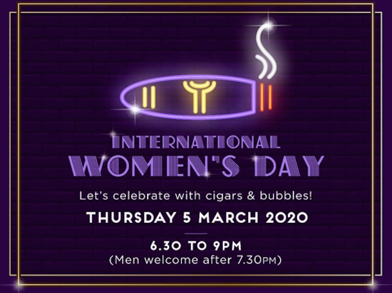 International Women's Day with Flor de Selva Cigars | March 5, 2020 Featured Image