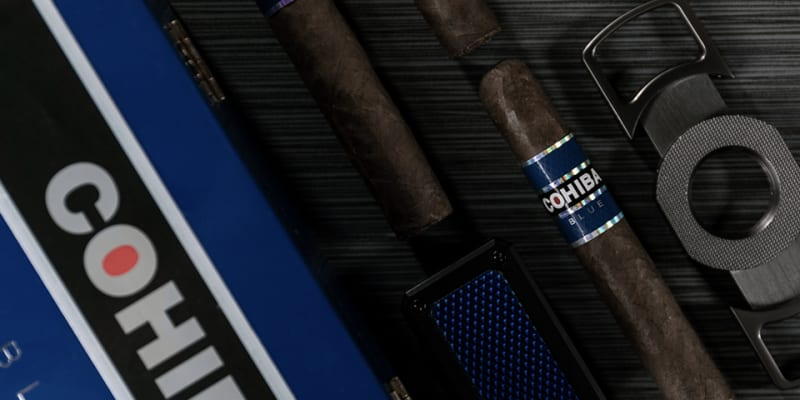 Cohiba Blue header asset