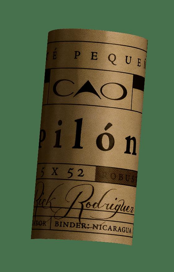 CAO Pilon Band Image