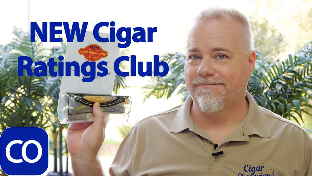 November Cigar Ratings Club Unboxing Featured Image