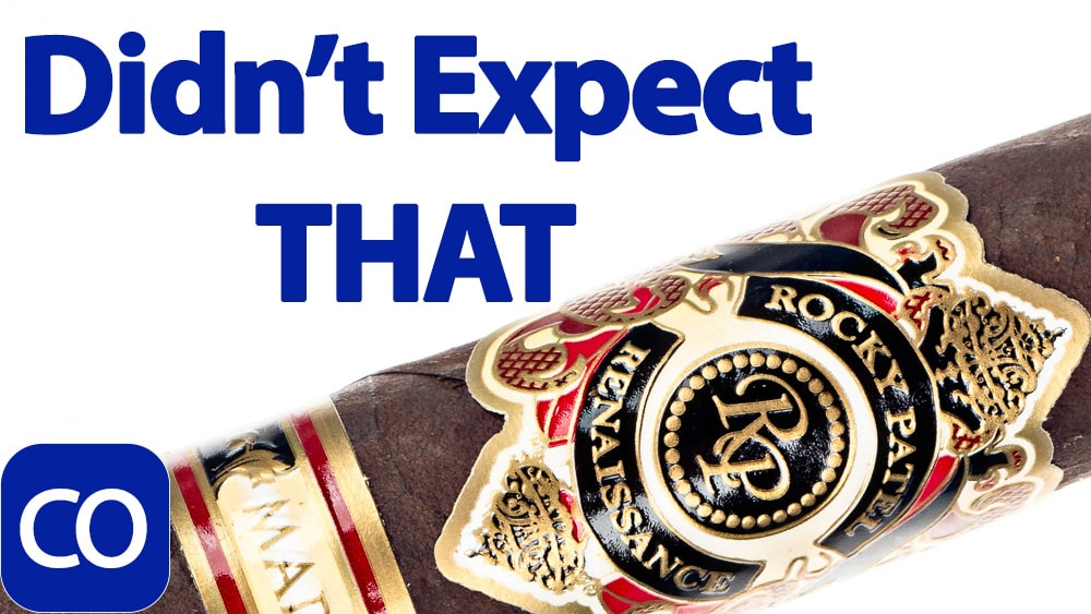 Rocky Patel Renaissance Maduro Churchill Cigar Review Featured Image