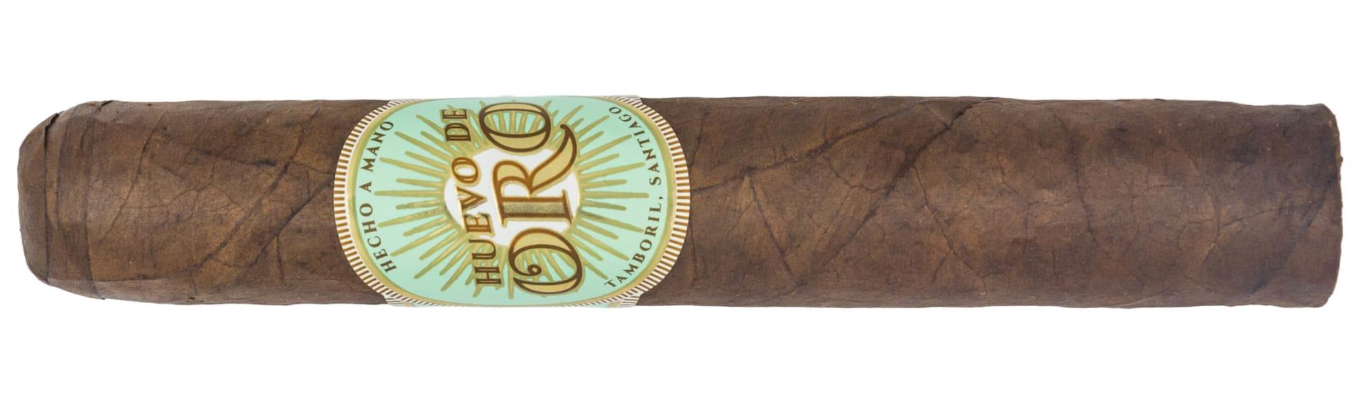Blind Cigar Review: Camaleón | Huevo de Oro Robusto Featured Image