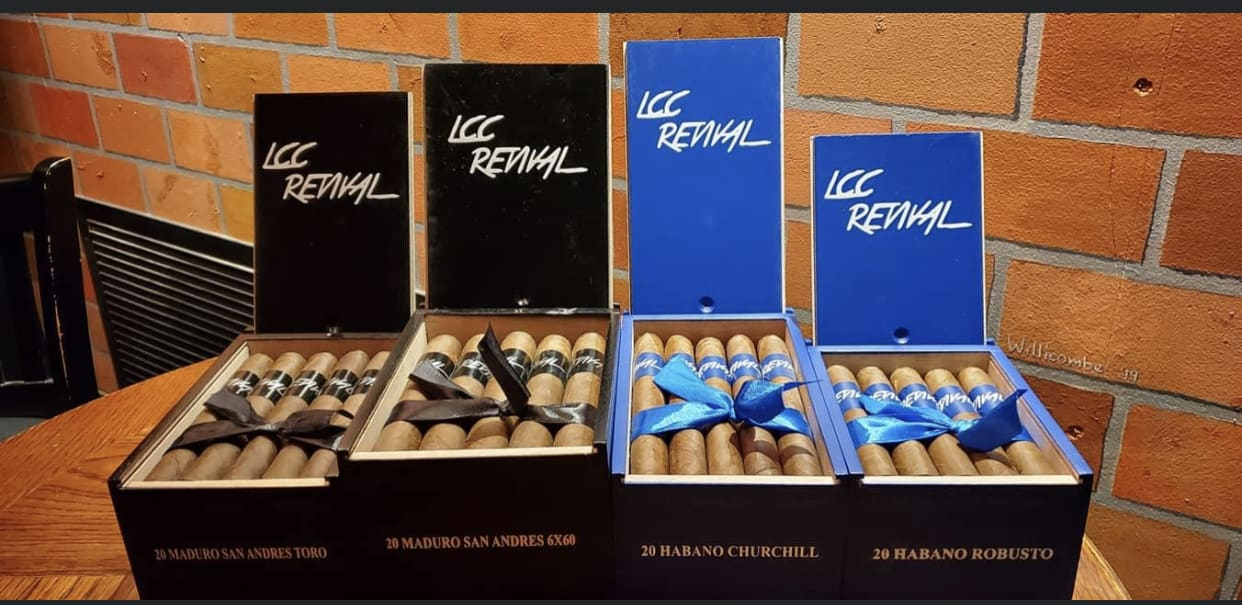 Cigar News: Lake Country Cigar announces Revival Habano and Maduro Featured Image