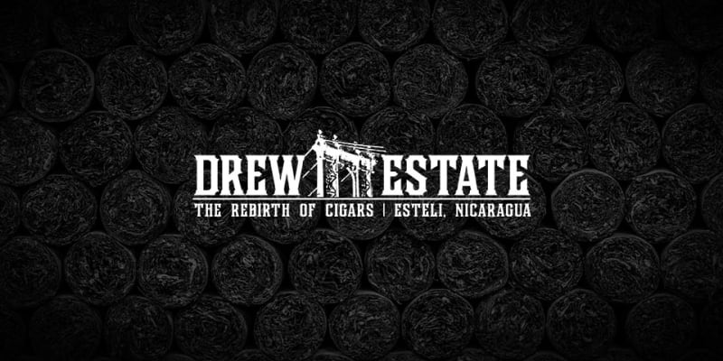 Drew Estate header