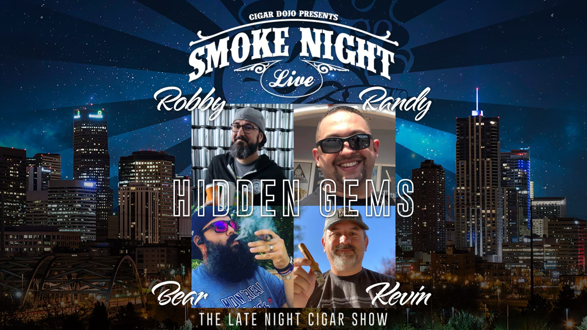 Smoke Night LIVE Hidden Gems Edition Featured Image