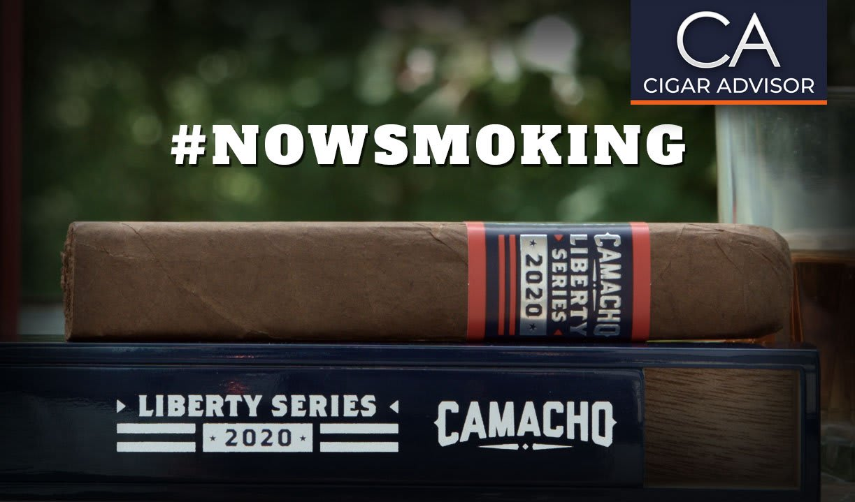 #nowsmoking: Camacho Liberty Series 2020 Featured Image