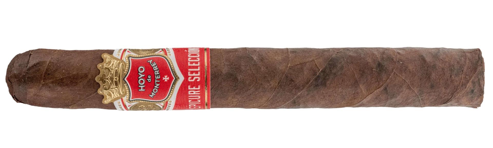 Blind Cigar Review: Hoyo de Monterrey | Epicure Selección No 1. Featured Image