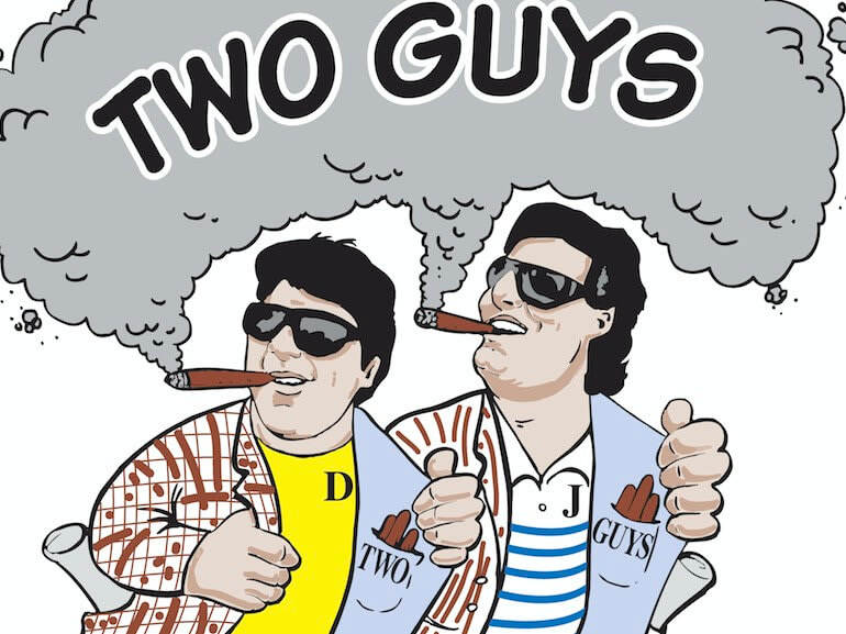 Two Guys 35th Anniversary Cigar Dinner Date Is Set | September 16, 2020 Featured Image