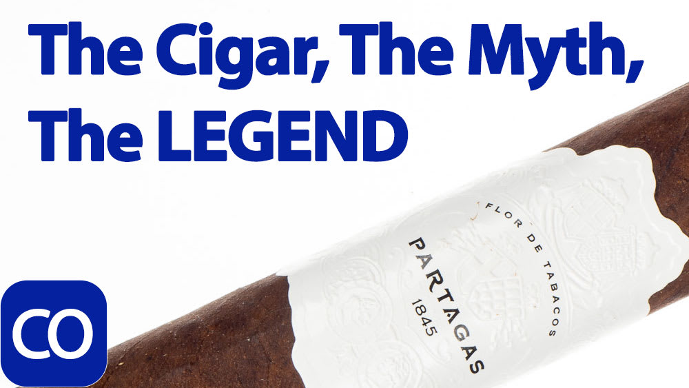 Partagas Legend Toro Leyenda Cigar Review Featured Image