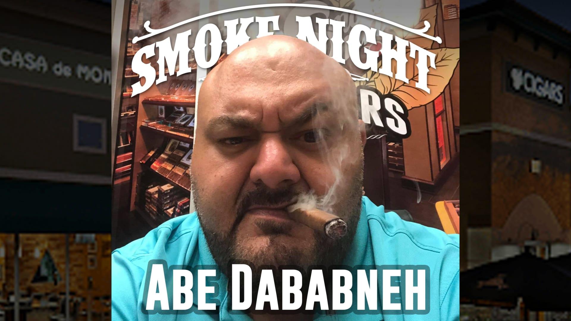 Smoke Night LIVE – Abe Dababneh from Smoke Inn Featured Image