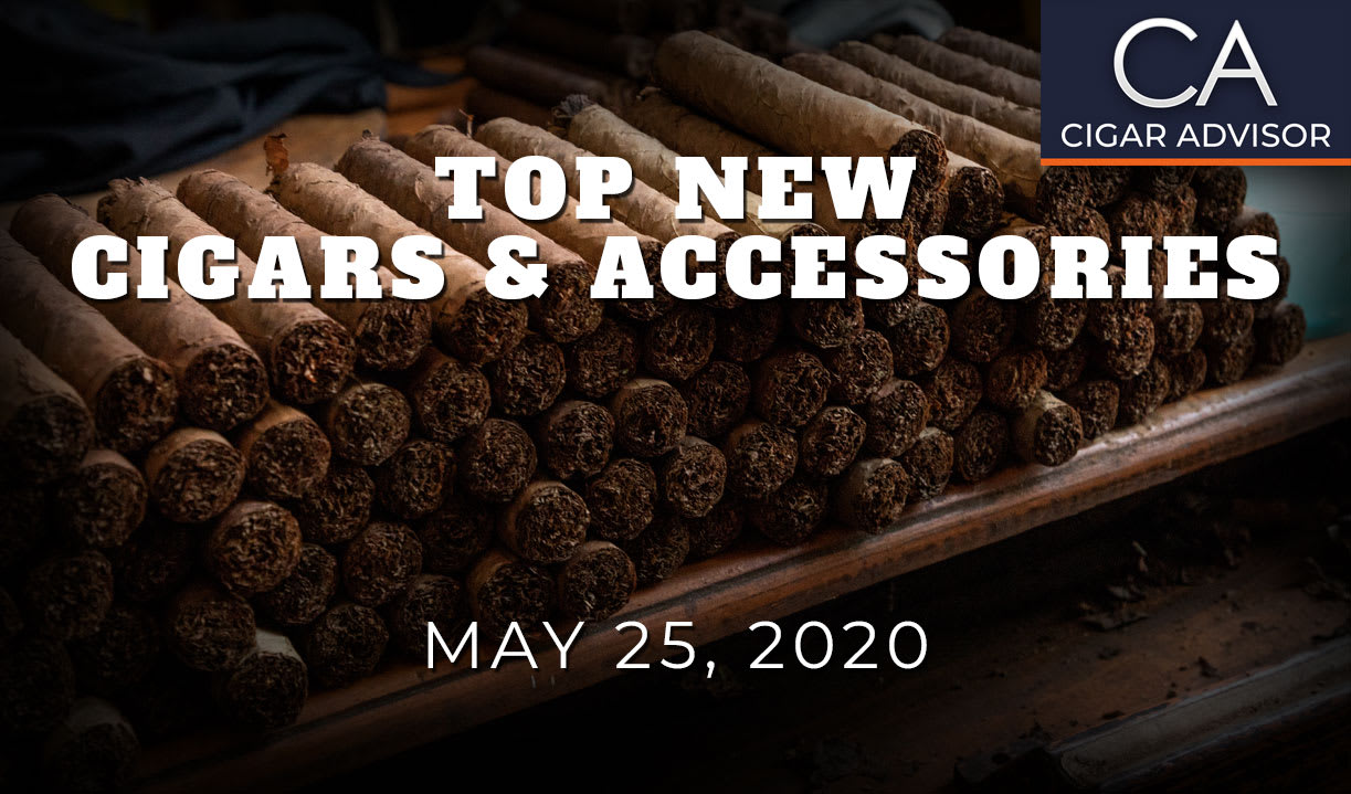 CA Report: Top New Cigars & Accessories (May 25 2020) Featured Image