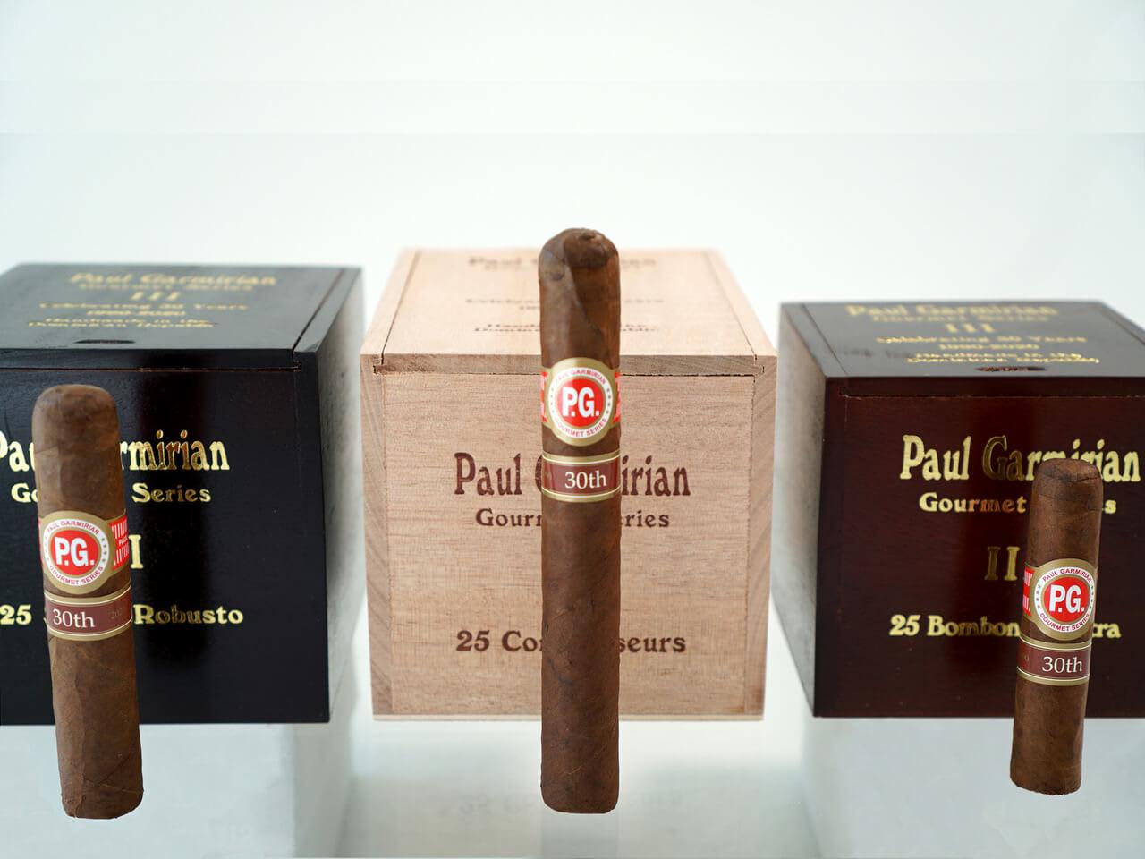 Paul Garmirian Cigars Celebrates 30th Anniversary Featured Image
