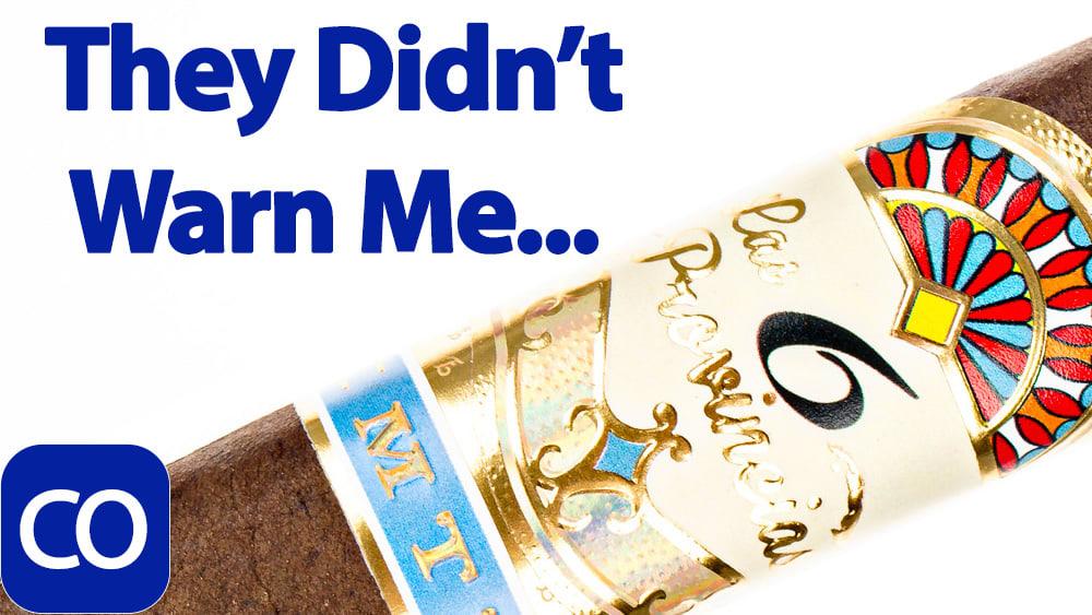 Espinosa Las 6 Provincias MTZ Cigar Review Featured Image