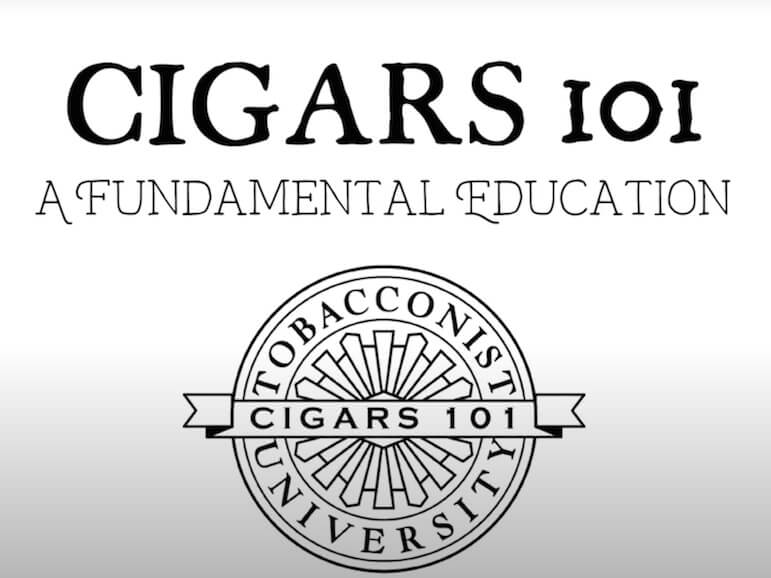 Tobacconist University launches CIGARS 101 Featured Image
