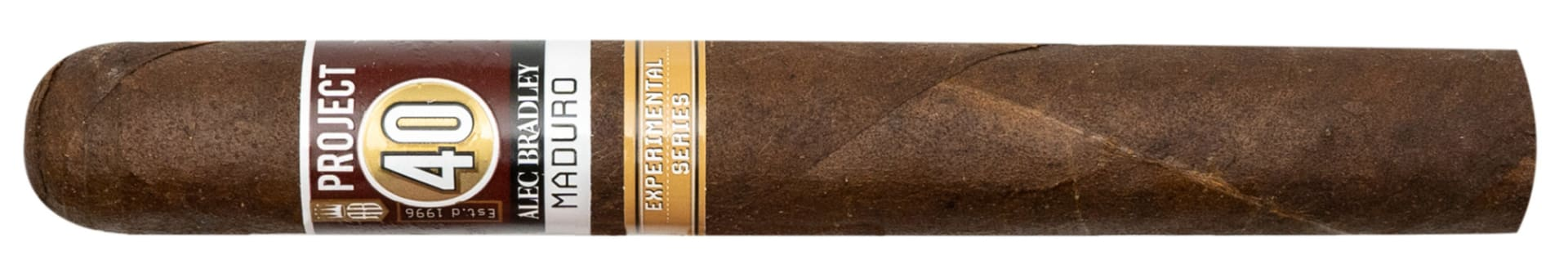 Alec Bradley Project 40 Maduro Heads to Stores Featured Image