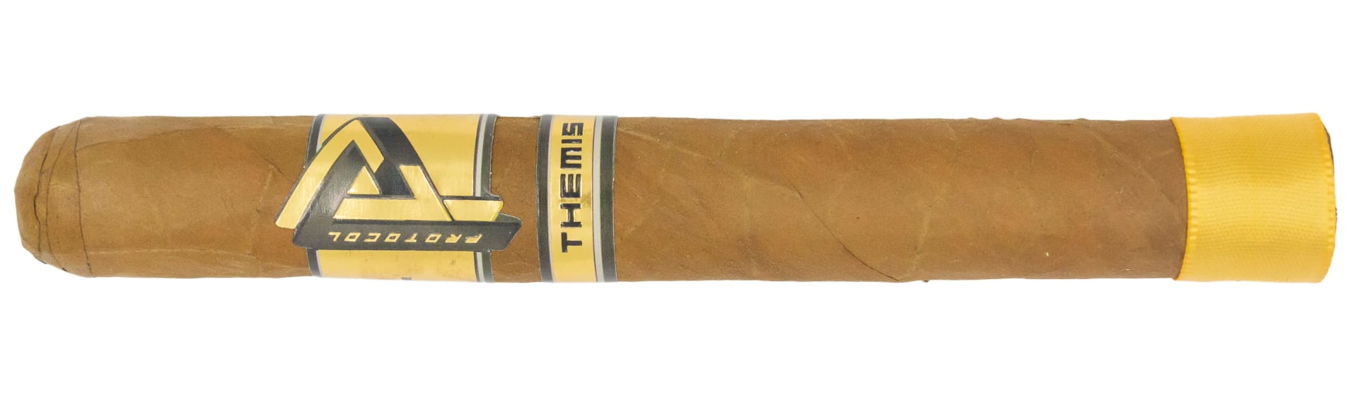 Blind Cigar Review: Cubariqueño | Protocol Themis Corona Gorda Featured Image