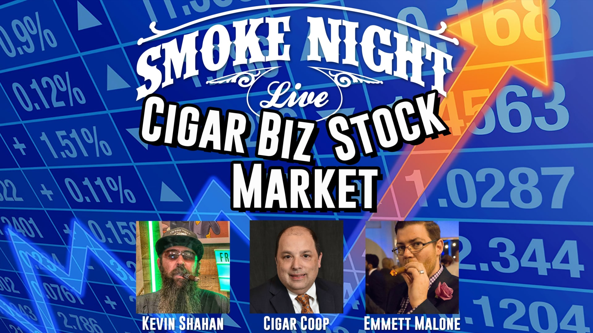 Smoke Night LIVE – Cigar Business Stock Market Report Featured Image