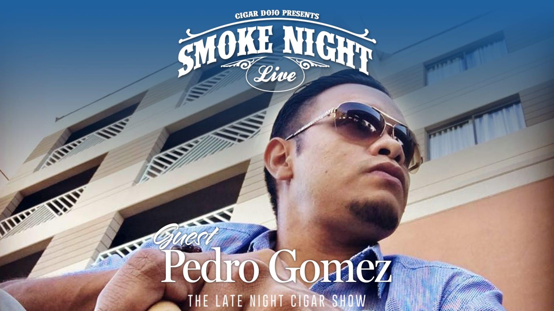 Smoke Night LIVE with Drew Estate's Pedro Gomez Featured Image