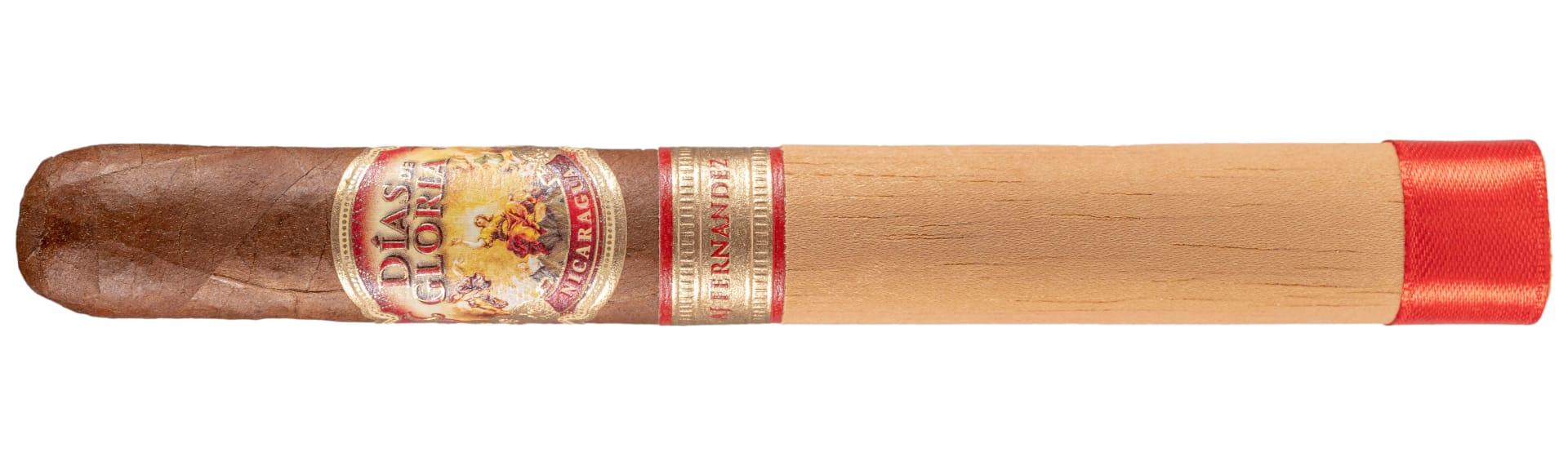 Blind Cigar Review: AJ Fernandez | Días De Gloria Short Churchill Featured Image