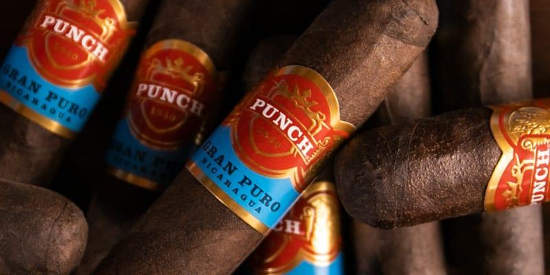 Punch Gran Puro Nicaragua header asset