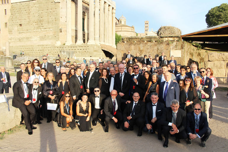 Davidoff Exclusive Event Italy Featured Image