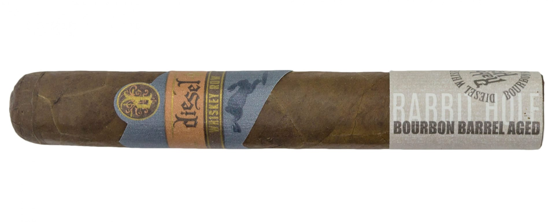 Blind Cigar Review: Diesel | Whiskey Row Robusto Featured Image