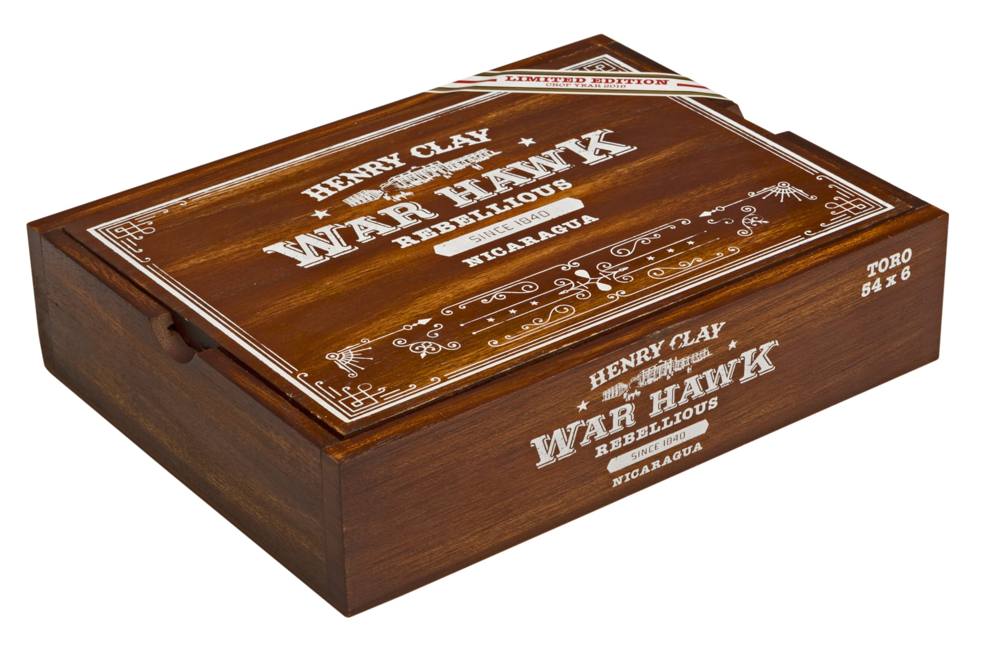 Henry Clay War Hawk Rebellious Coming in July Featured Image