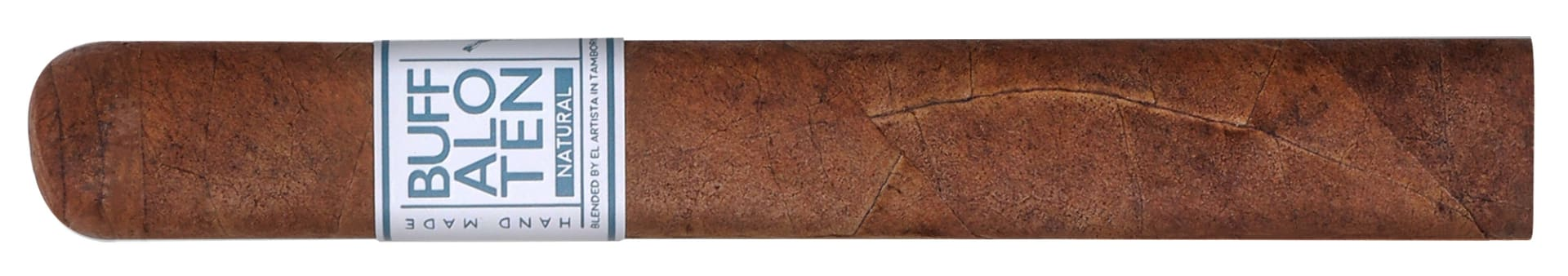 El Artista Cigars Adding Buffalo TEN Natural and Fugly Cheroots Claro Featured Image