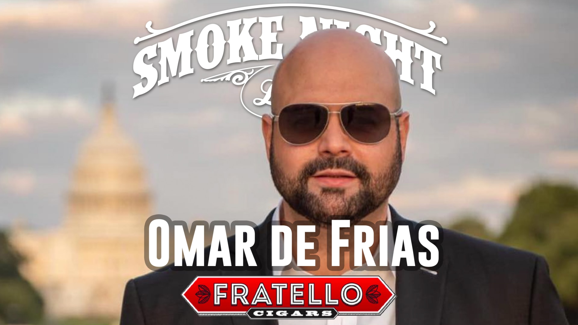 Smoke Night LIVE – Omar de Frias from Fratello Featured Image