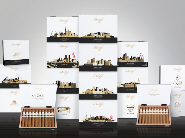 Davidoff Unveils Exclusive Editions 2020 Featured Image