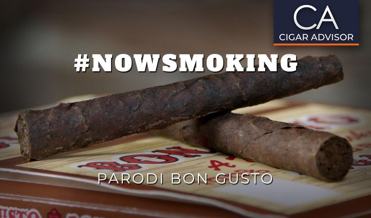 #nowsmoking: Parodi Bon Gusto Featured Image