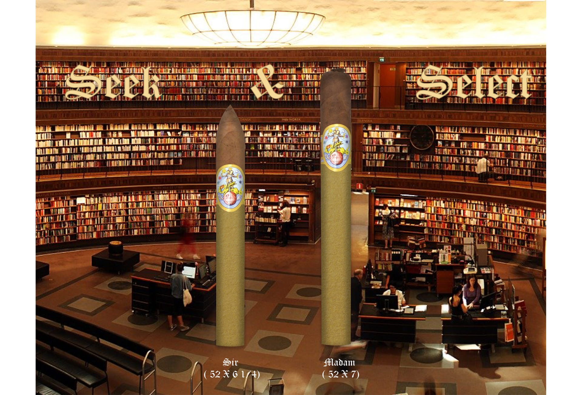 Indianhead Cigars Announces Seek & Select Featured Image