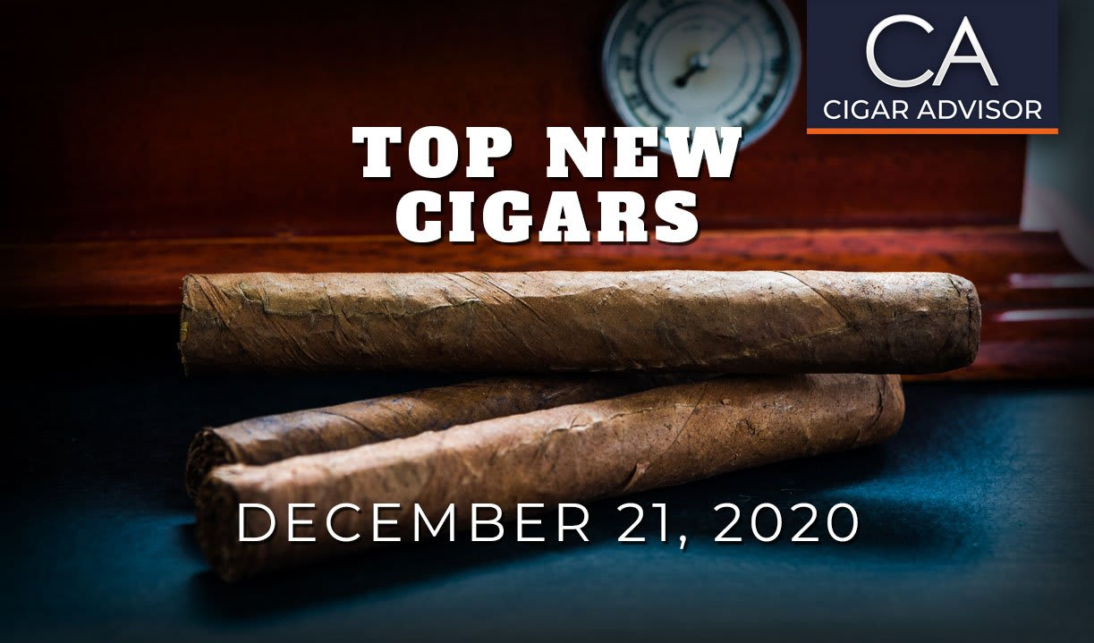 CA Report: Top New Cigars (Dec 21 2020) Featured Image