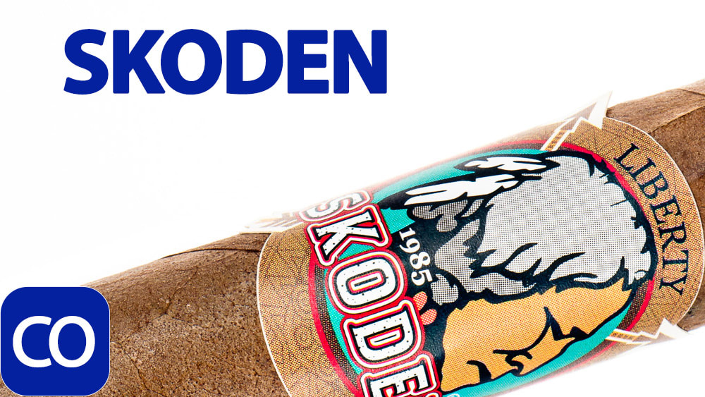 Smokin Joes Skoden Cigar Review Featured Image