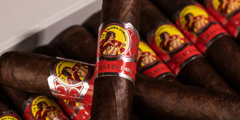 La Gloria Cubana header