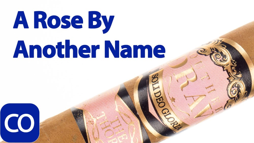 Southern Draw Rose Of Sharon Lancero Cigar Review Featured Image