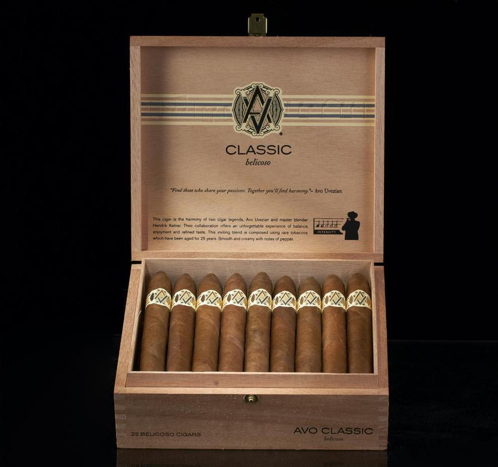 Cigar News: AVO Classic Belicoso Returns for Limited Run Featured Image