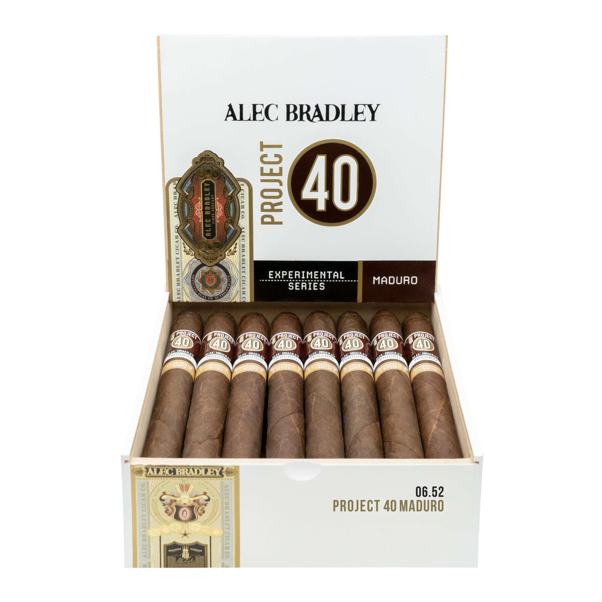 Cigar News: Alec Bradley Ships Project 40 Maduro Featured Image