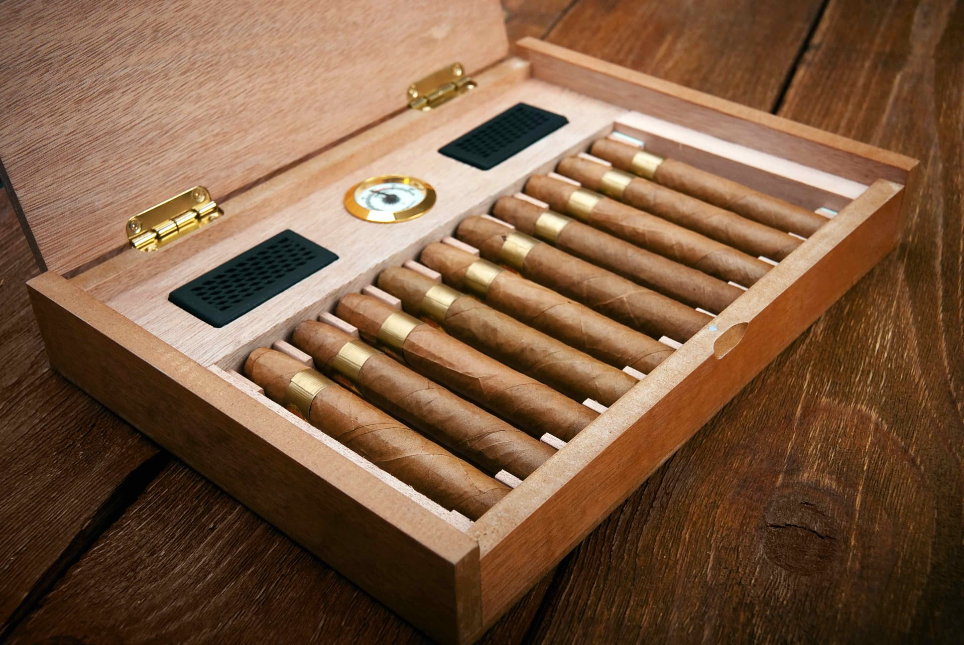 15 Best Humidors For Home or Travel Humidors Featured Image