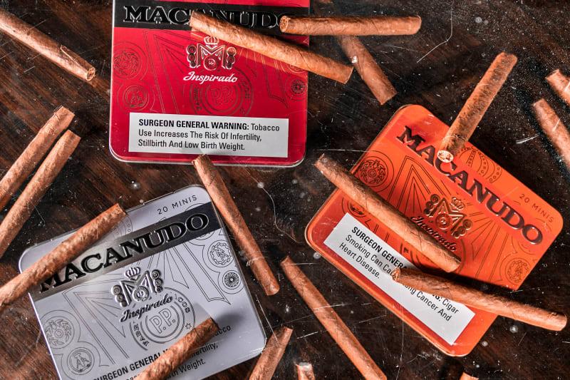 Macanudo Inspirado Orange Minis header asset