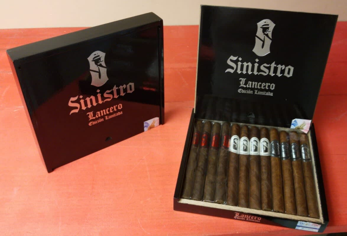 Cigar News: New Cigars Coming from Sinistro Featured Image