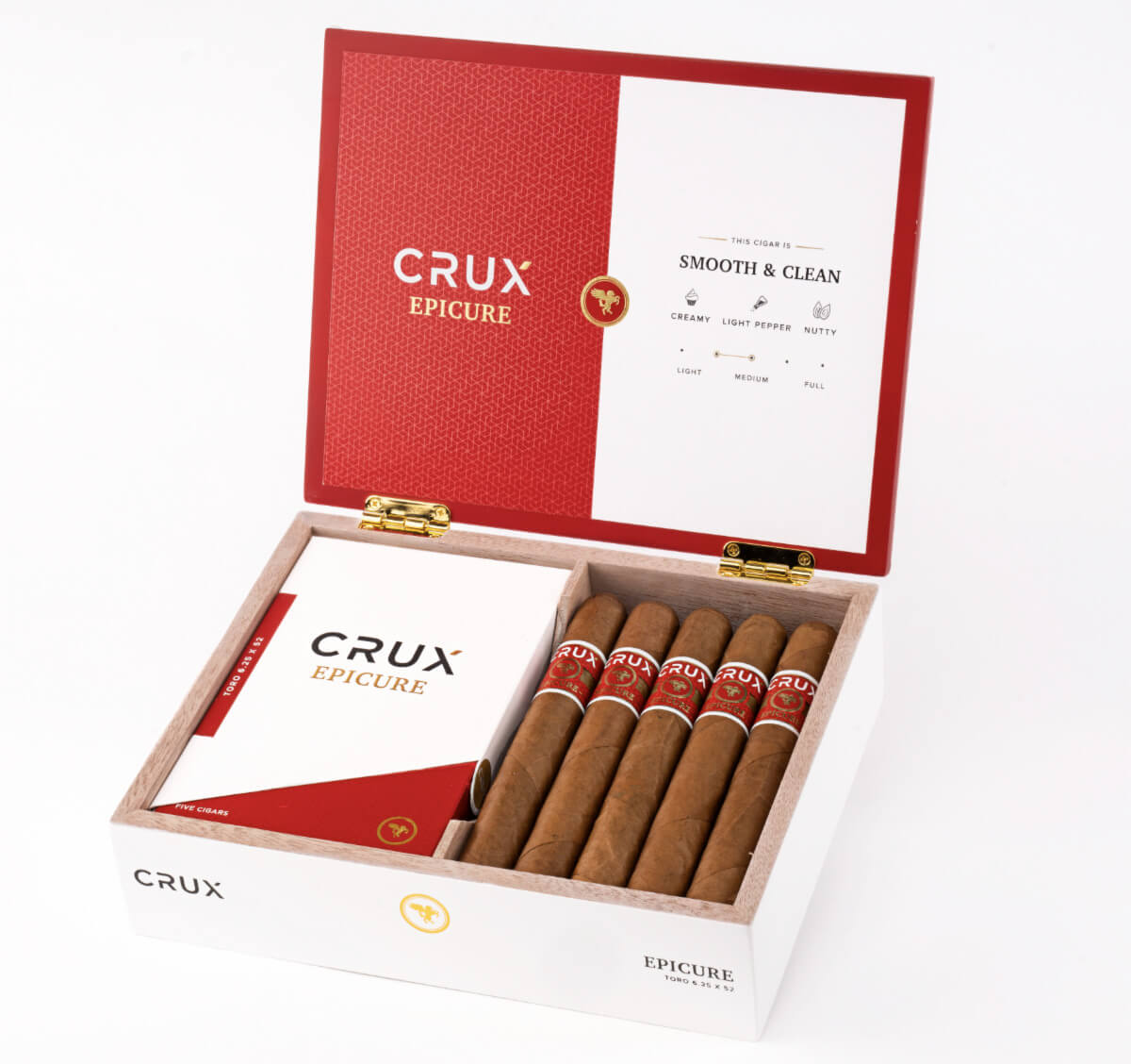 Cigar News: Crux Adds Gordo to Epicure Line Featured Image
