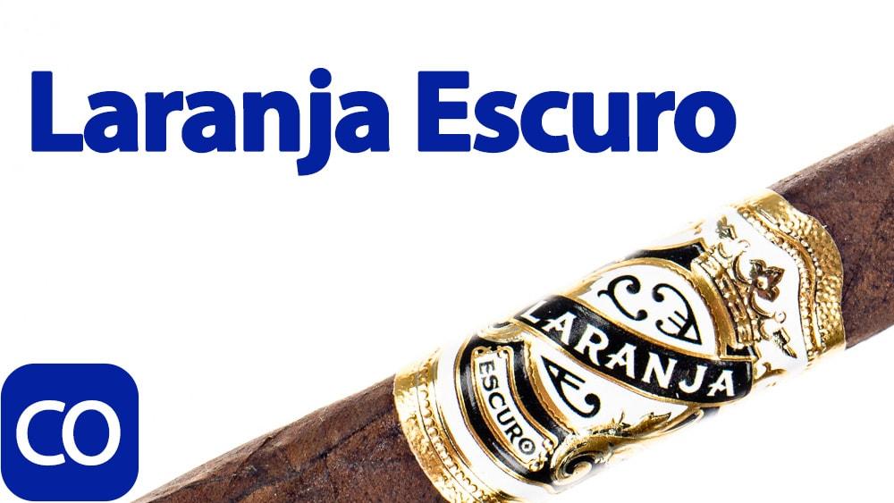 Espinosa Laranja Reserva Escuro Lancero Cigar Review Featured Image