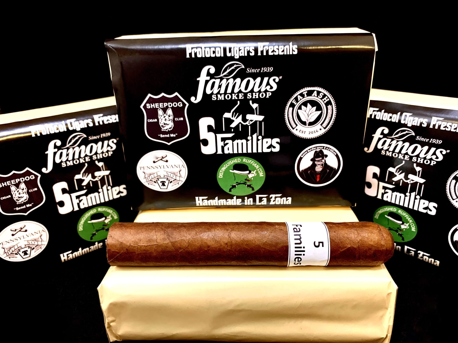 Cigar News: Protocol Announces 5 Families Featured Image