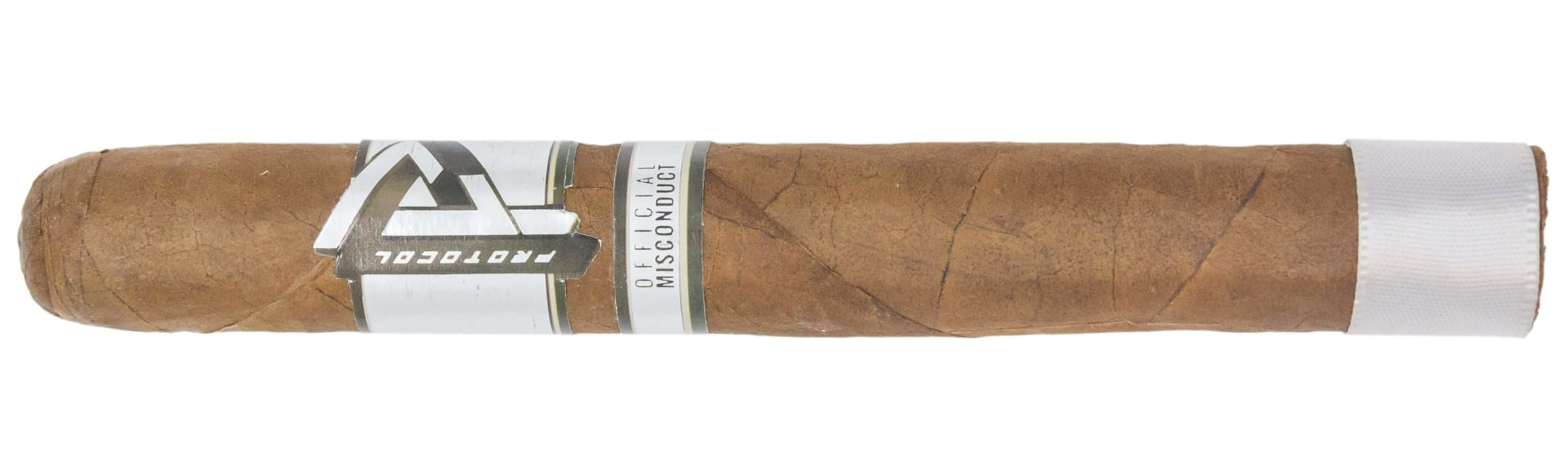 Blind Cigar Review: Cubariqueño | Protocol Official Misconduct Corona Gorda Featured Image
